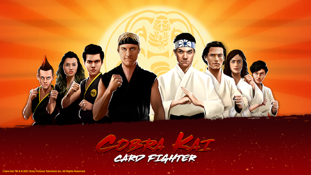 photo of 'Cobra Kai: Card Fighter' is a CCG/Turn-Based Fighter Hybrid Based on the Hit Series, Launching March 19th image
