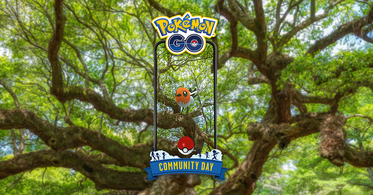 'Pokemon GO' March 2021 Community Day Features Fletchling, Special Bonuses, and More