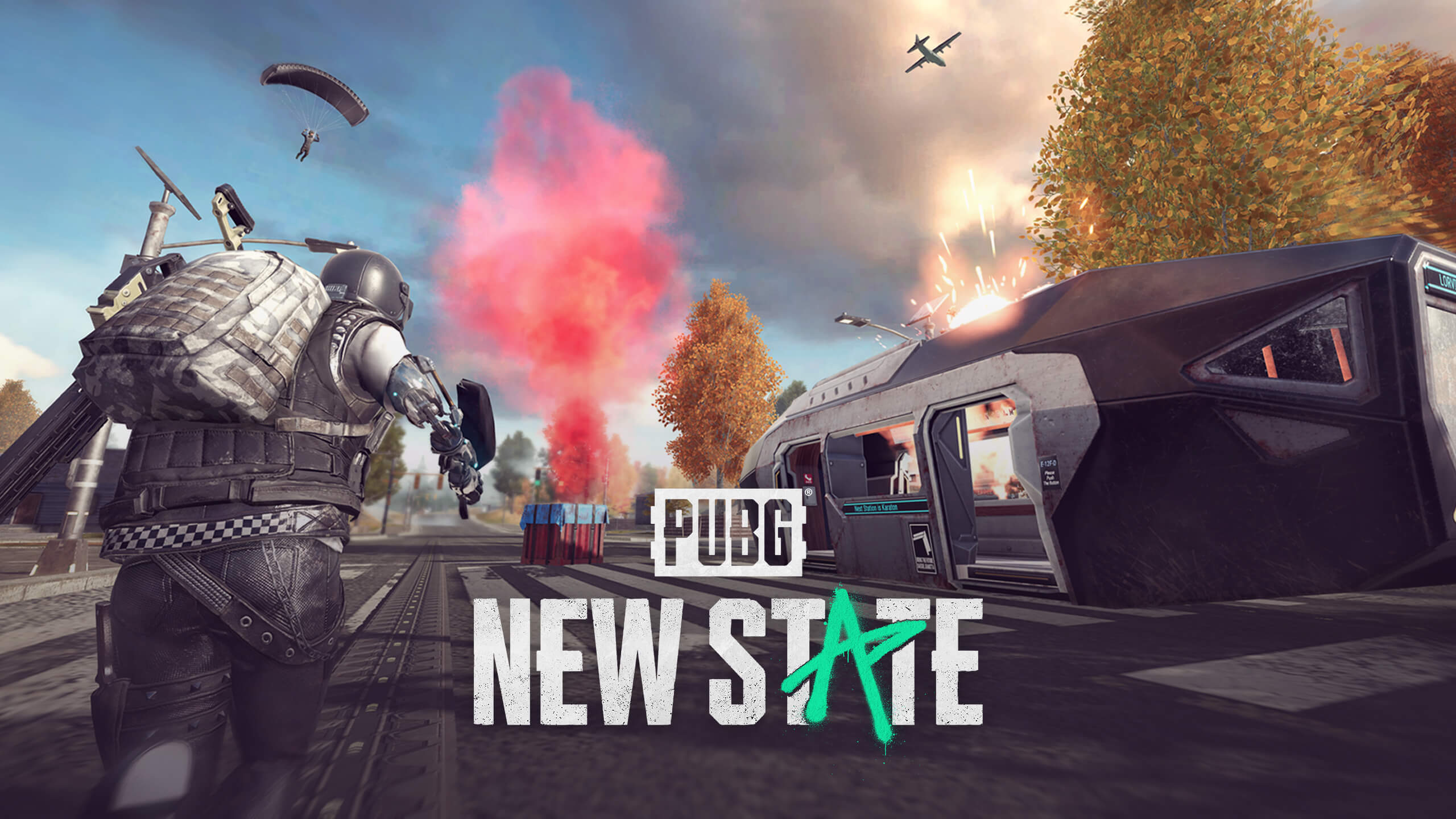 'PUBG: New State' Is the Newest Battle Royale from PUBG Studio and Krafton Set for Release This Year on iOS and Android with Pre-Registrations Now Live on Google Play