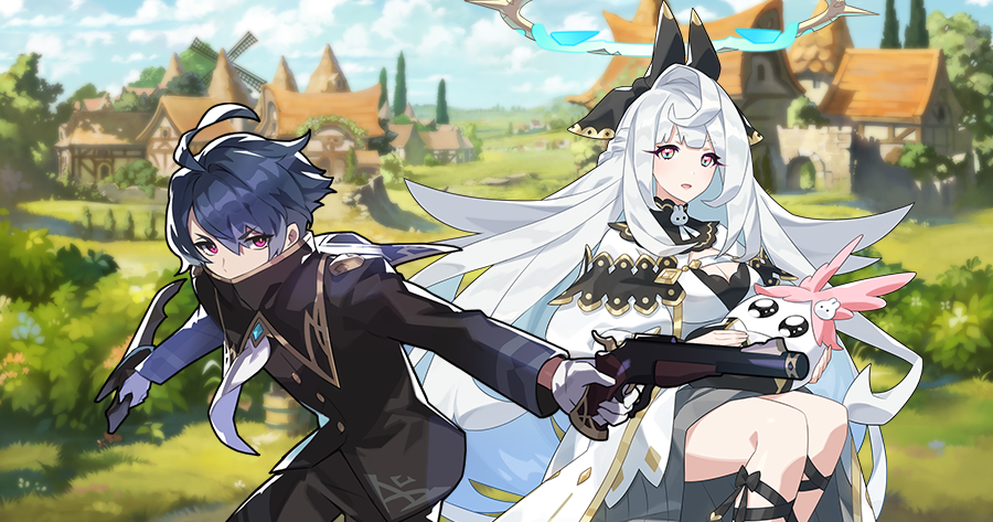The 'Dragalia Lost' Divine Deception Summon Showcase Is Now Live and Here's What Else Is Planned for the Game This Month