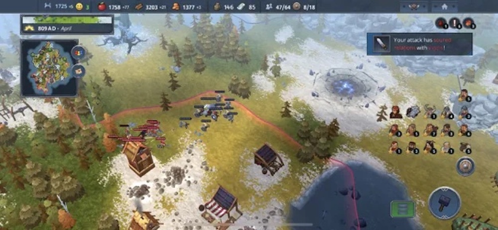 Out Now: 'Northgard', 'DISGAEA RPG', 'The Walking Dead: Survivors', 'Say No! More', 'Vortexika', 'Day Repeat Day', 'Chaser Tracer', 'Smash Legends', 'kORi DRoP' and More