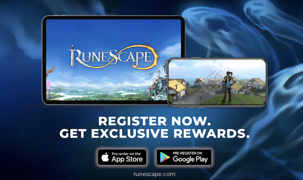 photo of 'RuneScape' Finally Launching on iOS and Android this June, Pre-Orders with Rewards Available Now image