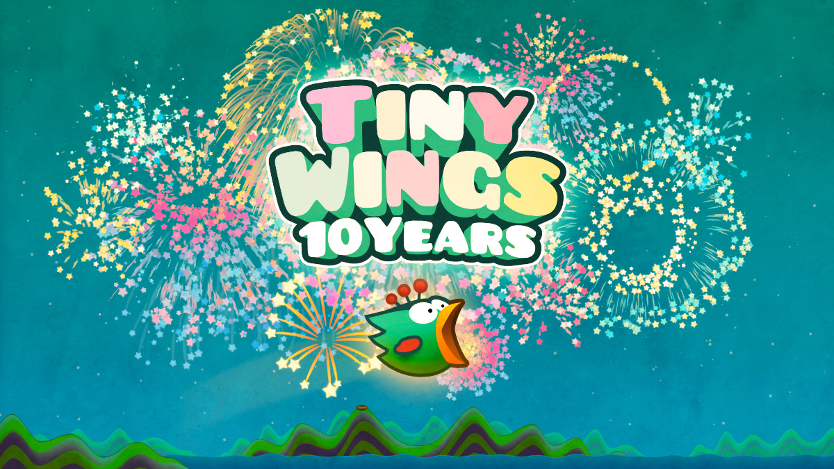 In Its 10th Anniversary Year, 'Tiny Wings' Gets 5 New Flight School Levels in New Update