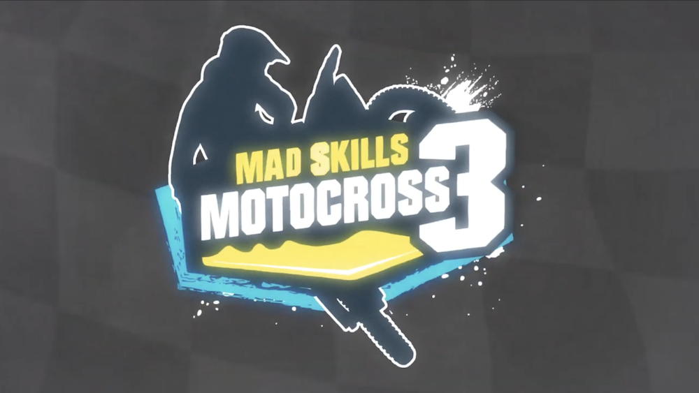 'Mad Skills Motocross 3' Announced with the Greatest Trailer of All Time, Coming to iOS and Android May 25th