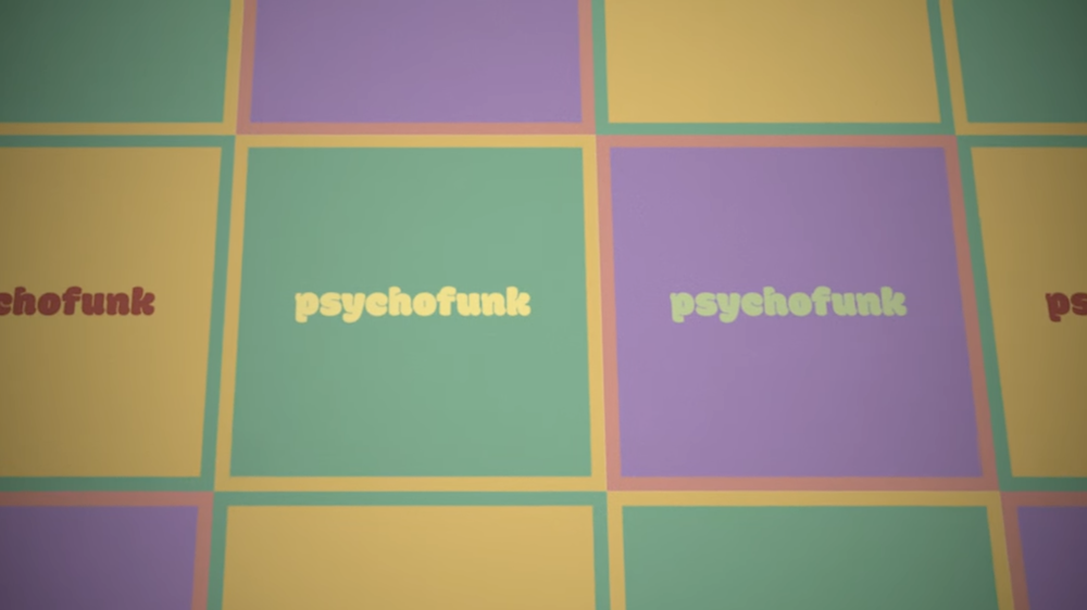 'Psychofunk' is a Psychedelic and Funky Platformer with a Twist from the Creator of 'No More Buttons' that's Coming in June