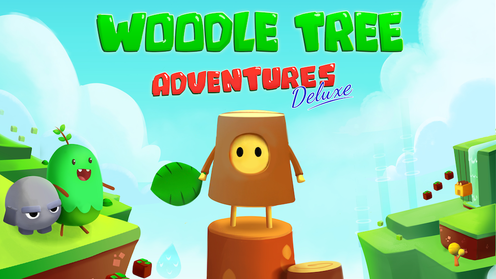 3D Platformer 'Woodle Tree Adventures Deluxe' Coming to Mobile this Week