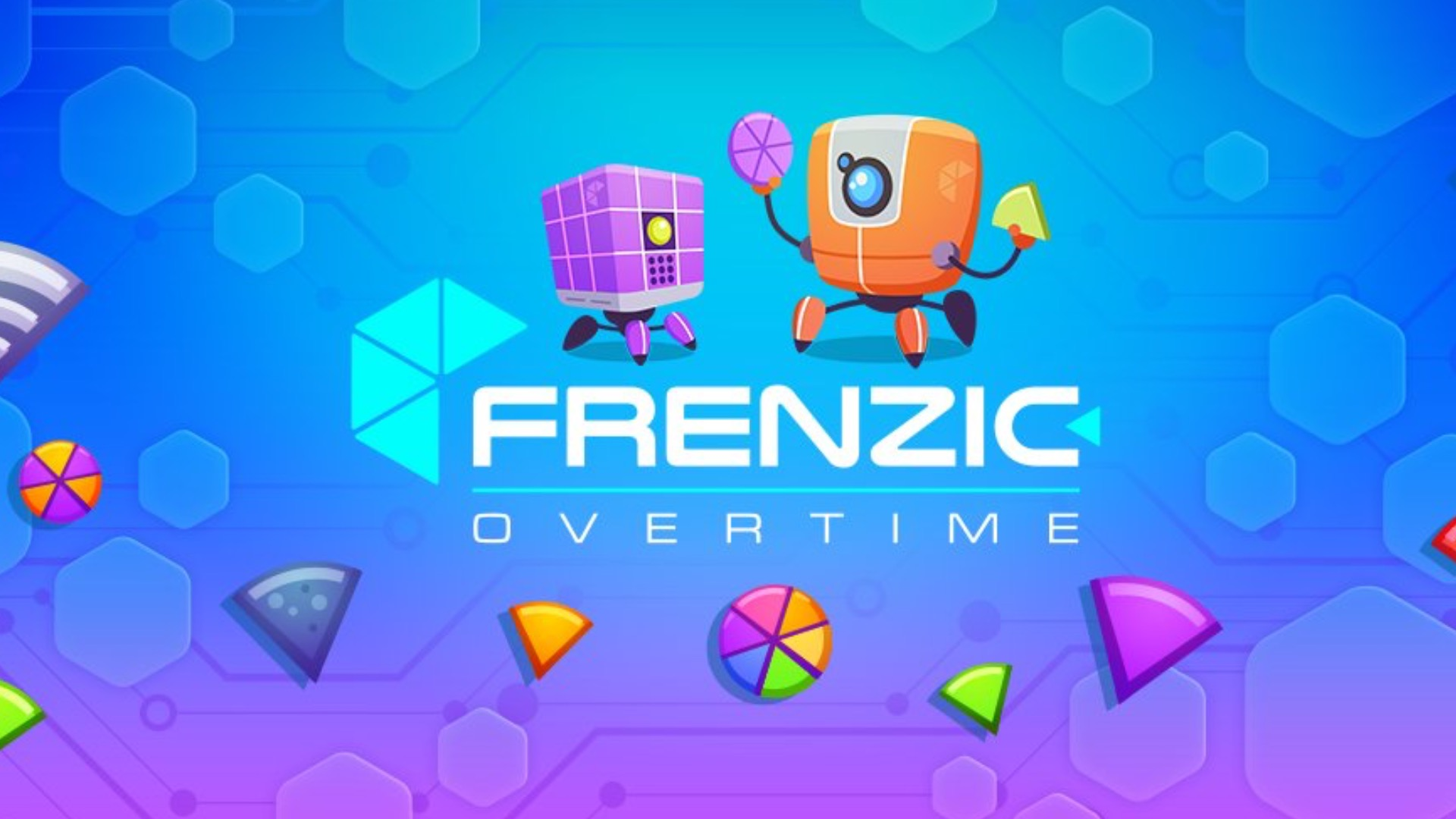 'Frenzic: Overtime' Is Out Now on Apple Arcade alongside Updates to 'All of You', 'SongPop Party' and 'Charrua Soccer'
