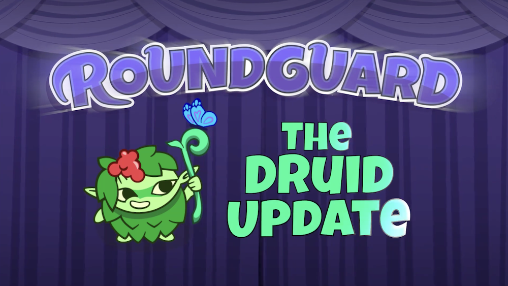 photo of New Druid Class Heading to 'Roundguard' on Apple Arcade this Week image